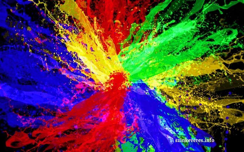 RGB színkeverés